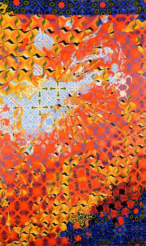 Ethosphere by Sarh Jacobs #Art now on zealous.co/