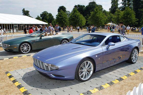 Aston Martin Zagato Spyder Centennial