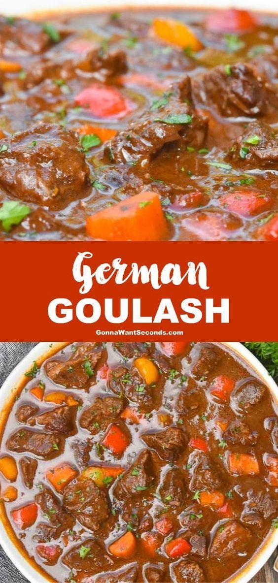 German Goulash