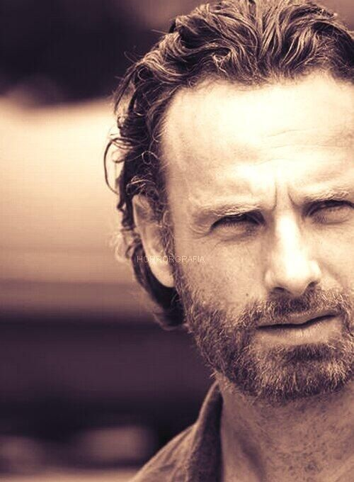 rick grimes andrew lincoln - photo #21