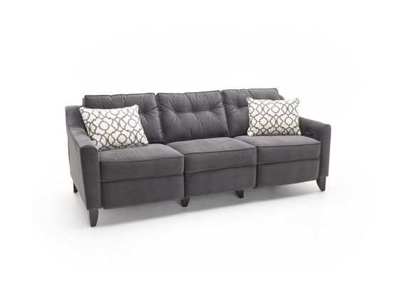 Trisha Yearwood Audrina Power Incline Sofa Steinhafels