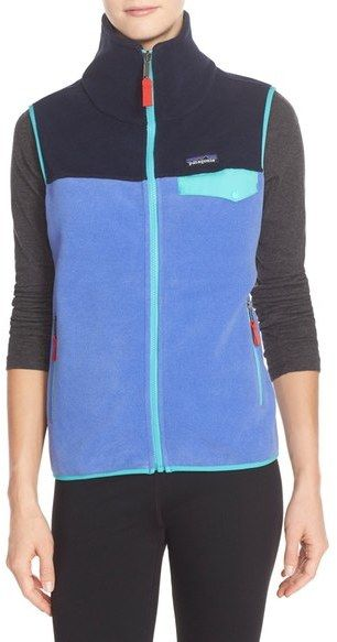 Patagonia 'Snap-T' Fleece Vest - $74.25