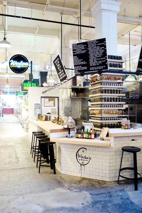 Welcome to Wexler's Deli at LA's Grand Central Market. More delicious food recommendations at The Culture Trip