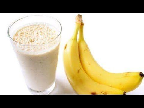 Vitamina Caseira Para Engordar 3 Kg Por Semana Com 3 Ingredientes