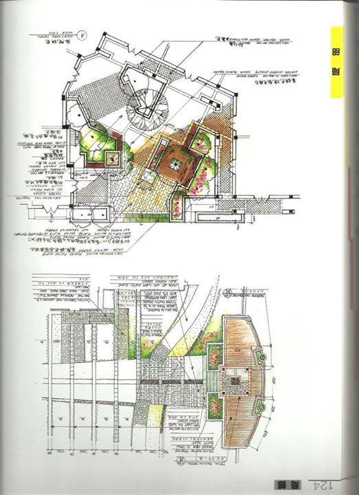 Landscape Architecture Drawing Techniques best ideas landscape architectural drawings pic #22   architecture