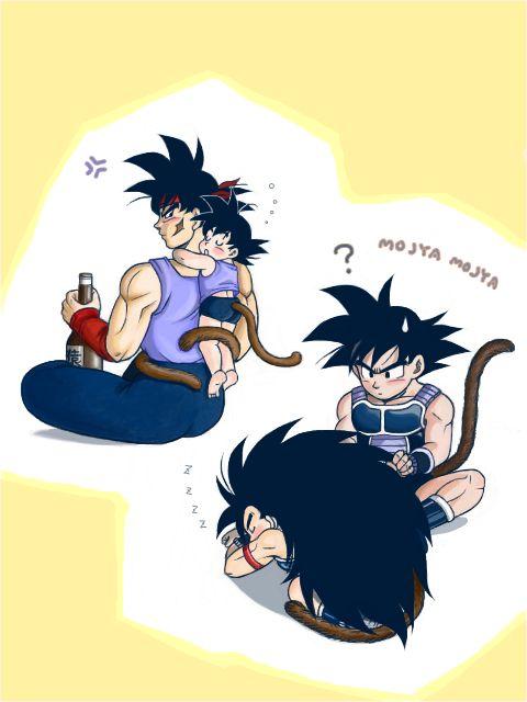 Bardock Turles Raditz Kakarot My Boys Anime Dad Anime Dragon Ball Dragon Ball