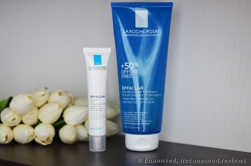 La Roche Posay Effaclar Duo Cream Blind Pimple How To Get Rid Of Acne Acne
