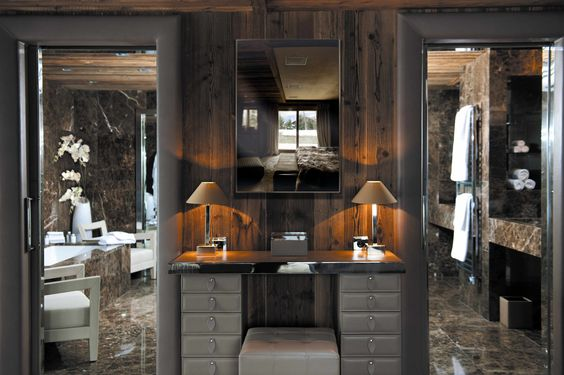 Plush Chalet Brickell In The Rhône Alpes, France 14 | Salle De Bain |  Pinterest Ideas