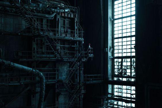 some great photos of abandoned places #urban exploration SME.sk | 44 dní fotografoval opustené miesta Európy