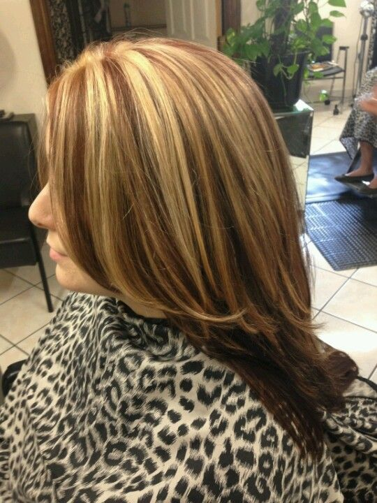 Best 25 auburn hair with highlights ideas on pinterest short red images pmusecretfo Choice Image