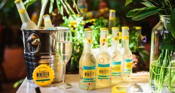 Bia Winebeer 9% - Chai 250ml - Bia Chile Nhập Khẩu TPHCM