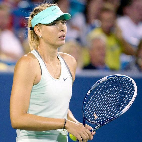 """World #3 Maria Sharapova Fires Jimmy Connors After 1 Match Loss at W.&.S. Open & 34 Days After She Hired Him.... Connors tweeted after the loss that """"Every good round starts with a bogey -- not the start we wanted, so back to work tomorrow."""" But there will be no tomorrow for the popular pairing. Maria remains coachless for now. 8/16/13"""