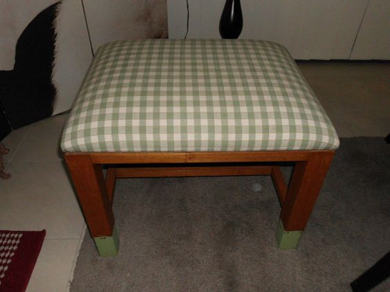fc26166d23acba3bad50ab19af5c6d9c jpg. FOOTREST FOOTSTOOL POUFFE STOOL OTTOMAN RETRO SQUARE BEDROOM GREEN