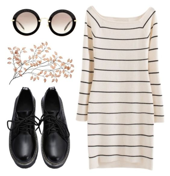 """Untitled #142"" by milena-zurabyan ❤ liked on Polyvore featuring Miu Miu, women's clothing, women's fashion, women, female, woman, misses and juniors"