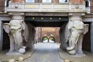 Copenhagen, Denmark. My memories of this town were of the tour at Carlsberg Brewery, and of the Little Mermaid statue.
