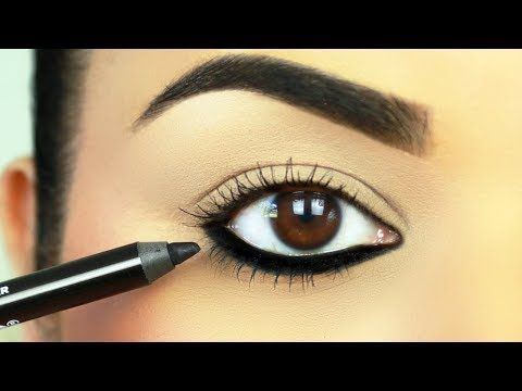 Try This Best Tips To Make Kajal Gel Liner Smudge Proof In