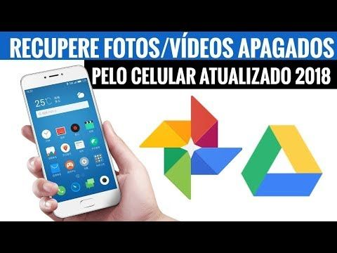 Como Recuperar Fotos E Videos Apagados Do Google Fotos Pelo