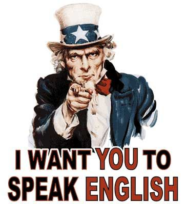 English is a crazy language Do you have doubt 's?