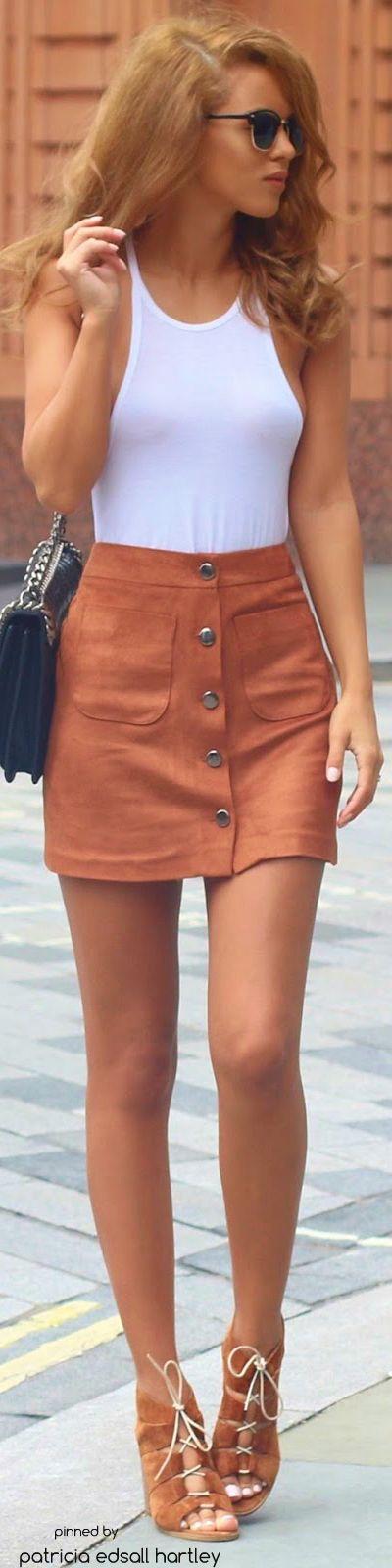 Fashionable Mini Skirts