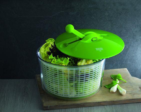 Kuhn Rikon Ratchet Salad Spinner Giveaway