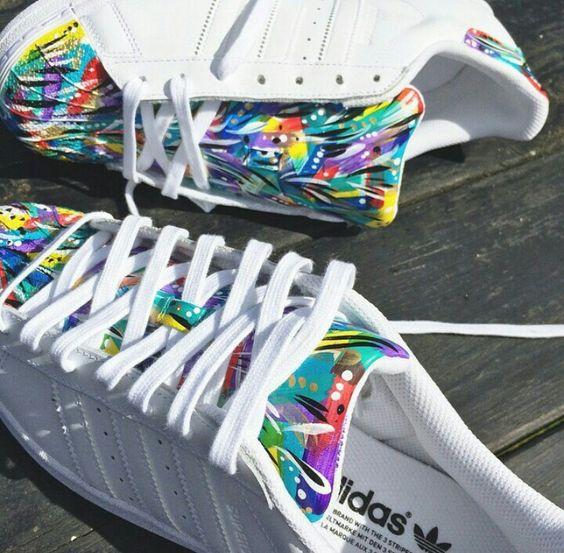 adidas superstar custom