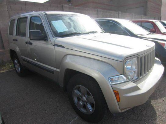 Sport Utility 2011 Jeep Liberty 2wd Sport With 4 Door In Tempe