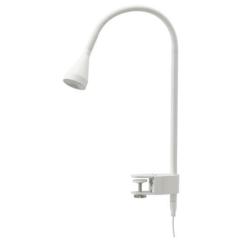VIKHAMMER Avlastningsbord, vit, 60x39 cm IKEA in 2020