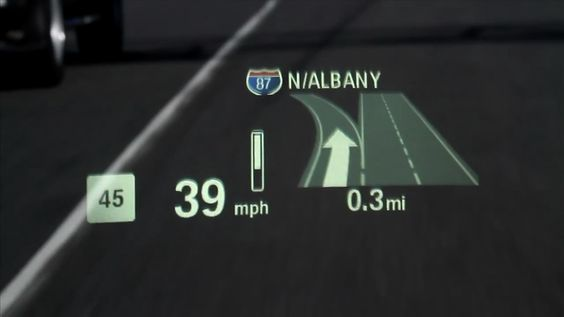 Head-up displays are starting to show up everywhere. Brian Cooley tells you why HUDs may be the next revolution in car tech. - CNET