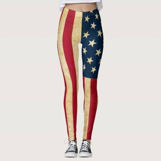 (Vintage Grunge American Flag Leggings) #4July #Abstract #America #American #AmericanFlag #Background #Country #Damaged #Democracy #Design #Dirty #Flag #Freedom #Government #Grunge #Independence #IndependenceDay #July4 #National #Old #OldUsaFlag #Patriot #Patriotic #Patriotism #Retro #Star #States #Symbol #Texture #United #UnitedStates #Usa #UsaFlag #UsaOldFlag #Vintage #Weathered is available on Funny T-shirts Clothing Store   http://ift.tt/2grpA0I