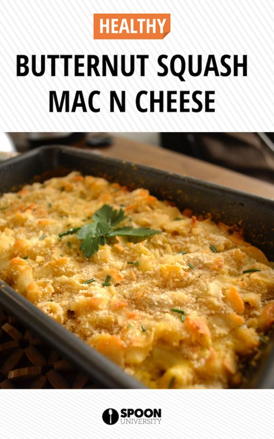 macaroni and cheese and more mac cheese mac butternut squash squashes ...