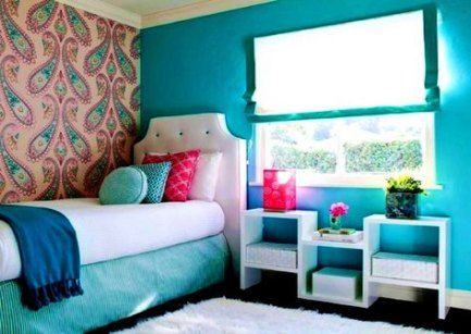65 Ideas Bedroom For Small Rooms Teens Tumblr Ceilings Girls Room Wallpaper Colors