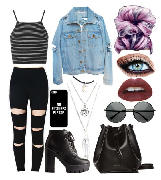 """""""Black Is The New Black"""" by belieberforeverr on Polyvore"""