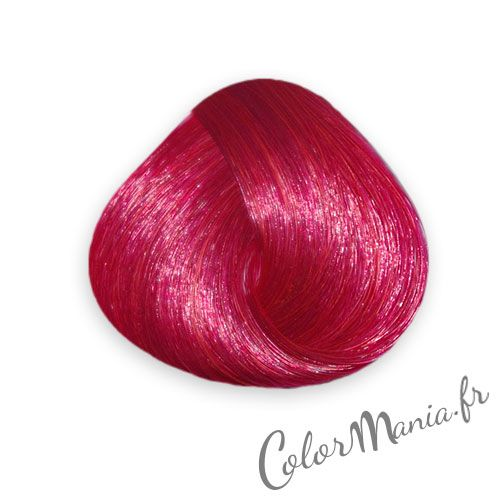 coloration cheveux rouge rose directions httpwwwcolor mania - Coloration Rose Temporaire