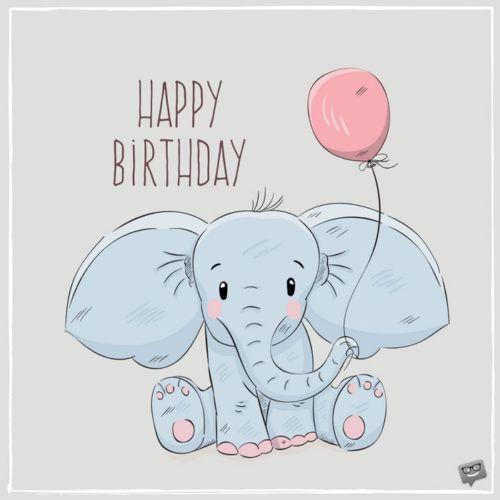 Happy Birthday Happy Birthday Kids Birthday Cartoon Cute Happy Birthday