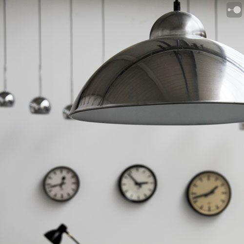 Steel Retro Lamp Shades Or Industrial Kitchen Lights