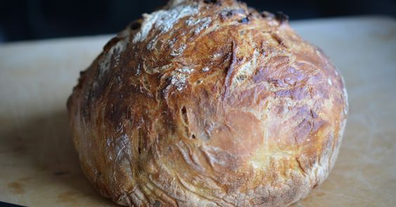 Ich bin eigentlich kein großer Freund vom Brot backen. Ist mir viel zu aufwändig ......ich sag nur Vorteig und was weiß ich wie oft gehen l...