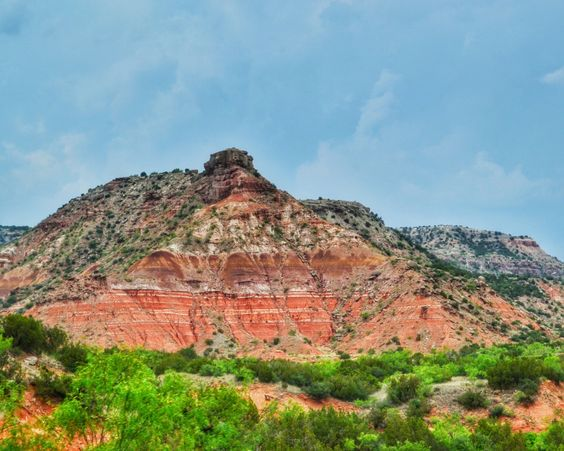 The Palo Duro CanyonPhoto Print by BuffaloGoods on Etsy