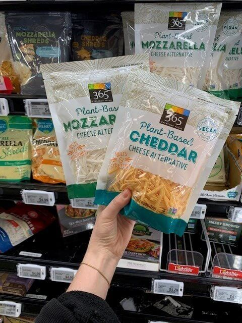 Some Of The Coolest Vegan Foods At Whole Foods Whole Food Recipes Dairy Free Alternatives Best Vegan Cheese
