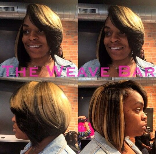 Tremendous 1000 Images About 2015 Urban Bobs On Pinterest Bob Hairstyles Short Hairstyles For Black Women Fulllsitofus
