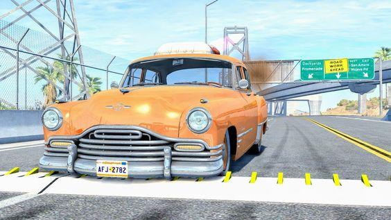 Spike Strip High Speed Crashes 42 Beamng Drive Crashboompunk
