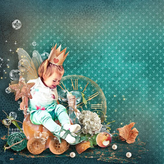 A Fairytale Life  by WendyP designs http://scrapbookbytes.com/store/manufacturers.php?manufacturerid=249  RAK Lilou