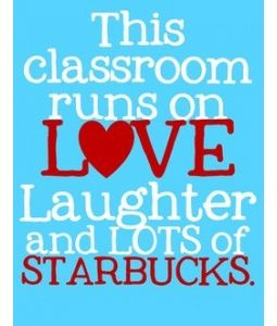 For all of my teacher friends! Thank you for all you do.