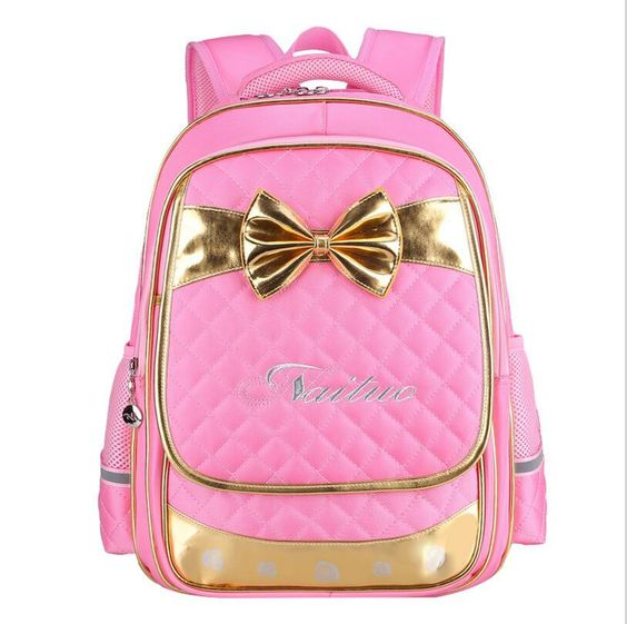 High Quality Lovely Princess Children School Bags Kids Backpacks ...