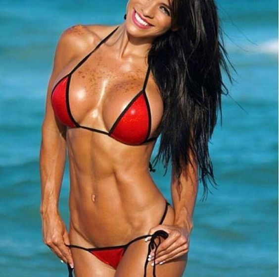 The absolutely stunning Michelle Lewin