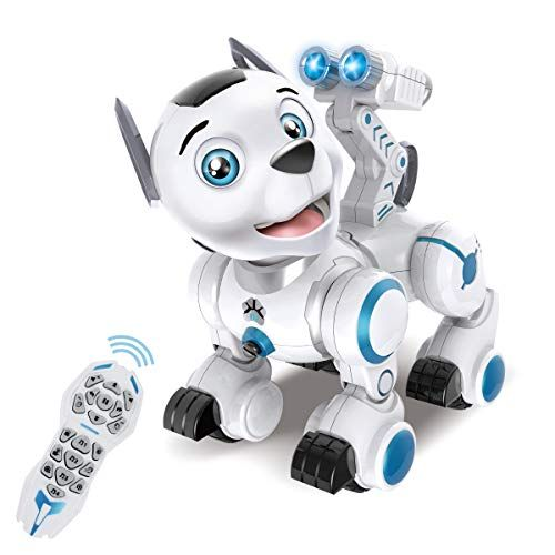 Fisca Remote Control Robotic Dog Rc Interactive Intellige Https