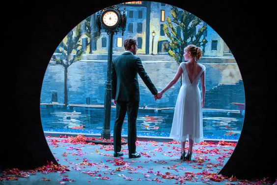 Some of the magnificent scenery and colors from the La La Land movie. Director Damien Chazelle along with Ryan Gosling as Sebastian and Emma Stone as Mia are making musicals matter again. From The New York Times:
