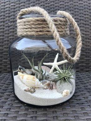 Air Plants Diy Ideas In Home68 Luftpflanzen Bastelideen Bastelarbeiten