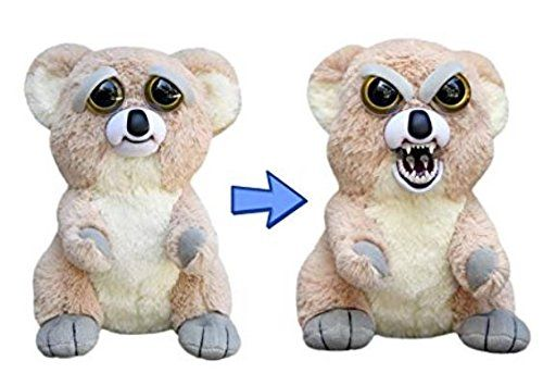 Stuffems Toy Shop Feisty Pets Maniac Martha Turns Feisty With A Squeeze You Can Find More Details By Going To Th Animal Plush Toys Plush Animals Koala Bear