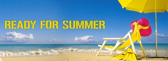 Ready for Summer | Facebook Covers | Pinterest