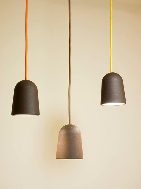 Hängeleuchte Koji, Designerleuchte aus Kaffee hergestellt. Designerlampen online kaufen im Online Shop Designort